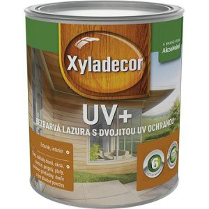 Bezbarvá lazura XYLADECOR UV+