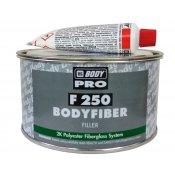 Polyesterový tmel se skelným vláknem BODYFIBER F250